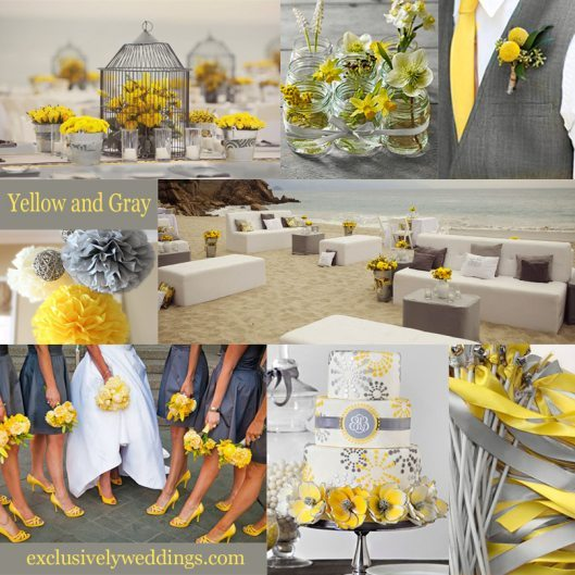 Grey Wedding Ideas: The Greatness Of Gray In Weddings