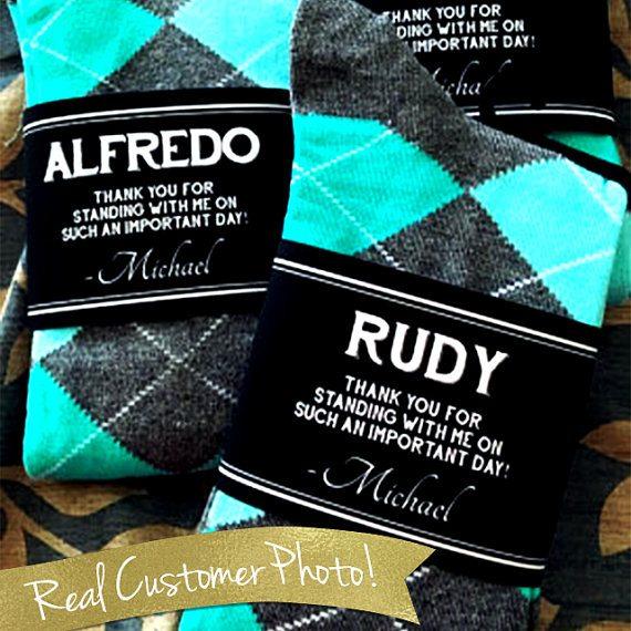 Personalized Dress Socks