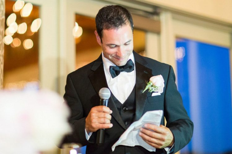 10 Common Wedding Speech Gaffes