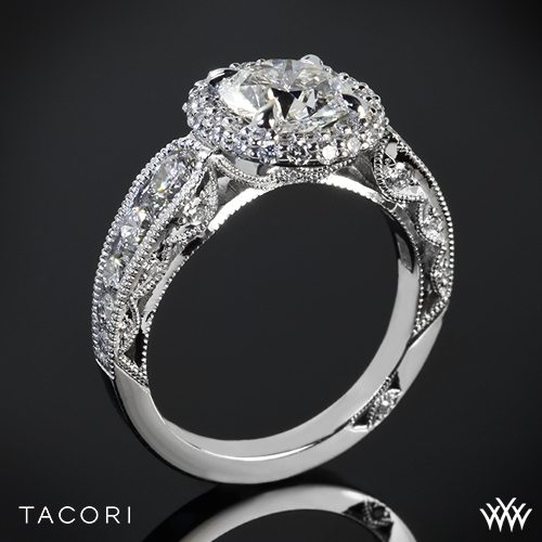 Blooming Beauties Double Bloom Diamond Ring