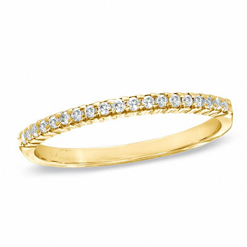 T.W. Diamond Infinity Ring