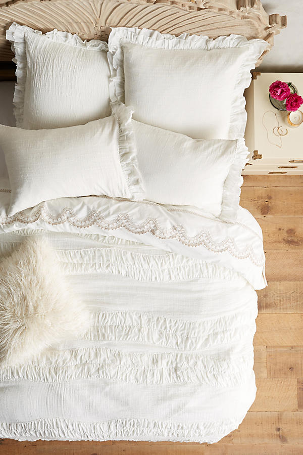 Toulouse Duvet Cover from Anthropologie