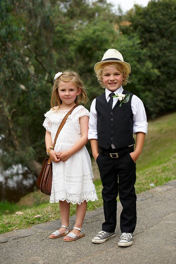 What is the Protocol Regarding Infants & Young Kids at a Wedding?