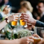How Much Alcohol Should Be Served at a Wedding