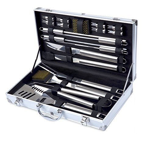 Kacebela 19-Piece BBQ Set