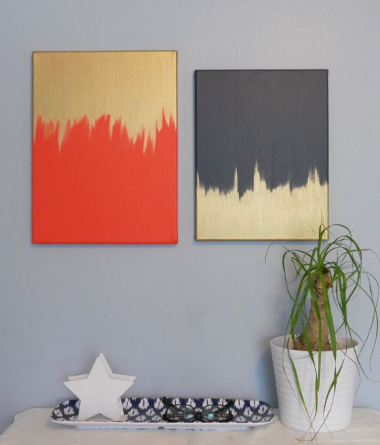 Modern Art Canvases