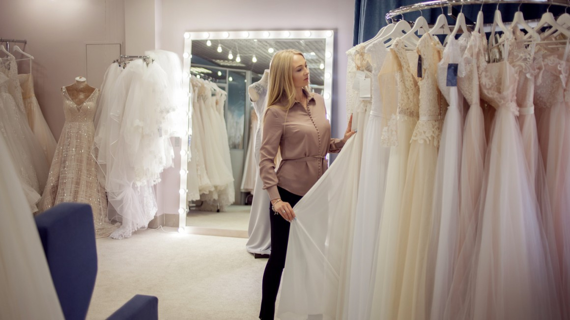 Key Tips On Choosing The Perfect Wedding Dress For Your Body Shape