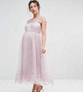 Chi Chi London Midi Dress