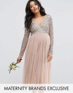 Maya Long Sleeve Dress