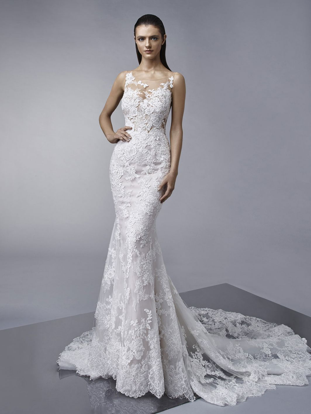 c8a408eb427 First-Look  2018 Enzoani Wedding Dress Collection