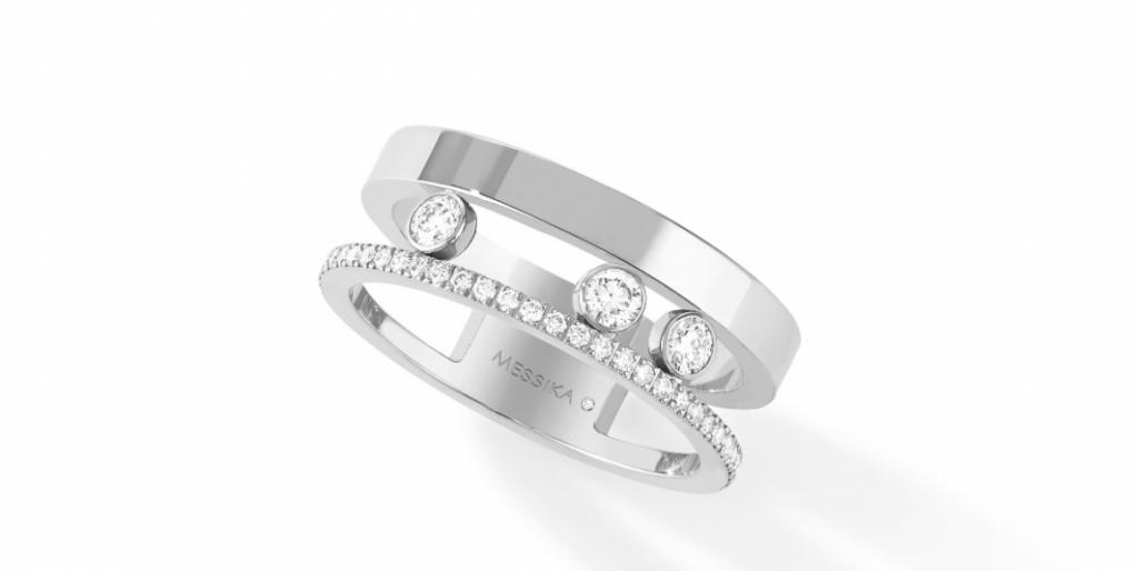 Move Romane Ring by Messika Paris