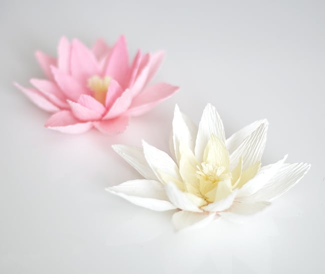 crepe-paper-water-lillies-diy-2