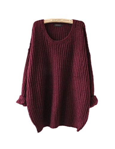 ARJOSA Oversized Knitted Sweater