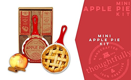 Modern Gourmet Food Mini Apple Pie Making Kit