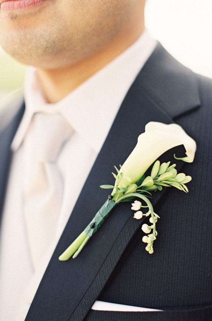 Traditional Boutonniere