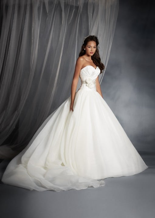 Alfred angelo's Disney fairy tale wedding gowns