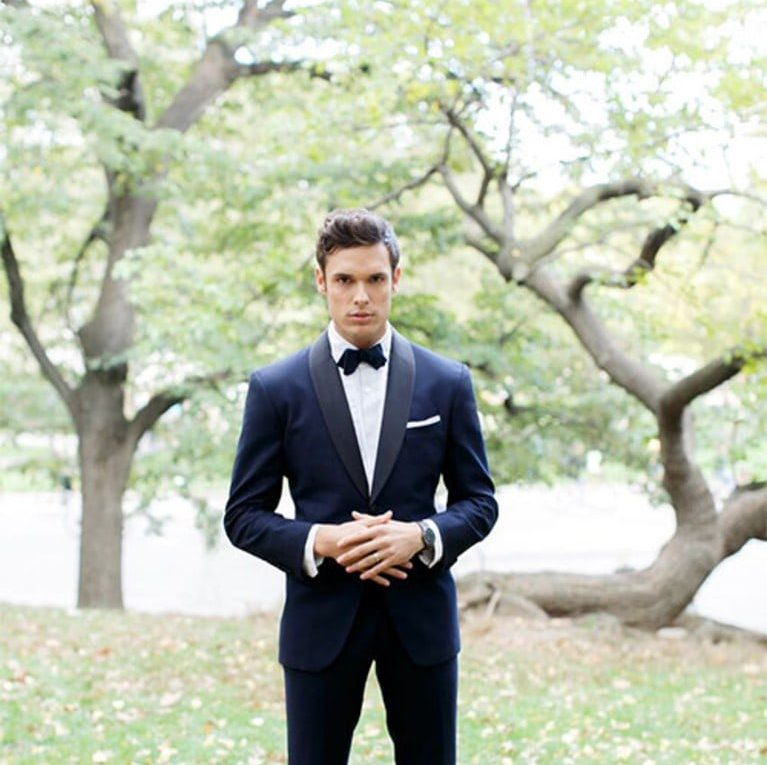 Groom Tuxedo Do's and Don'ts with Groom doing the Do's