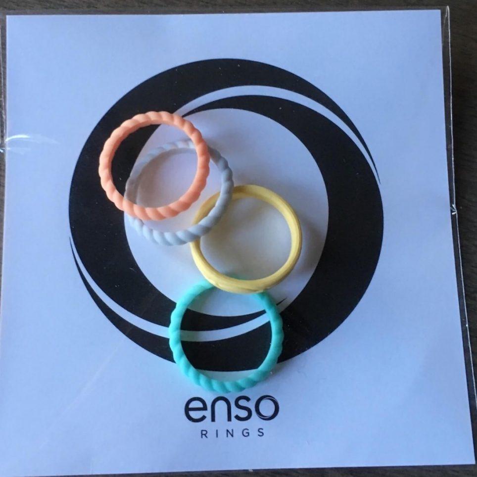 Enso Rings Packaging