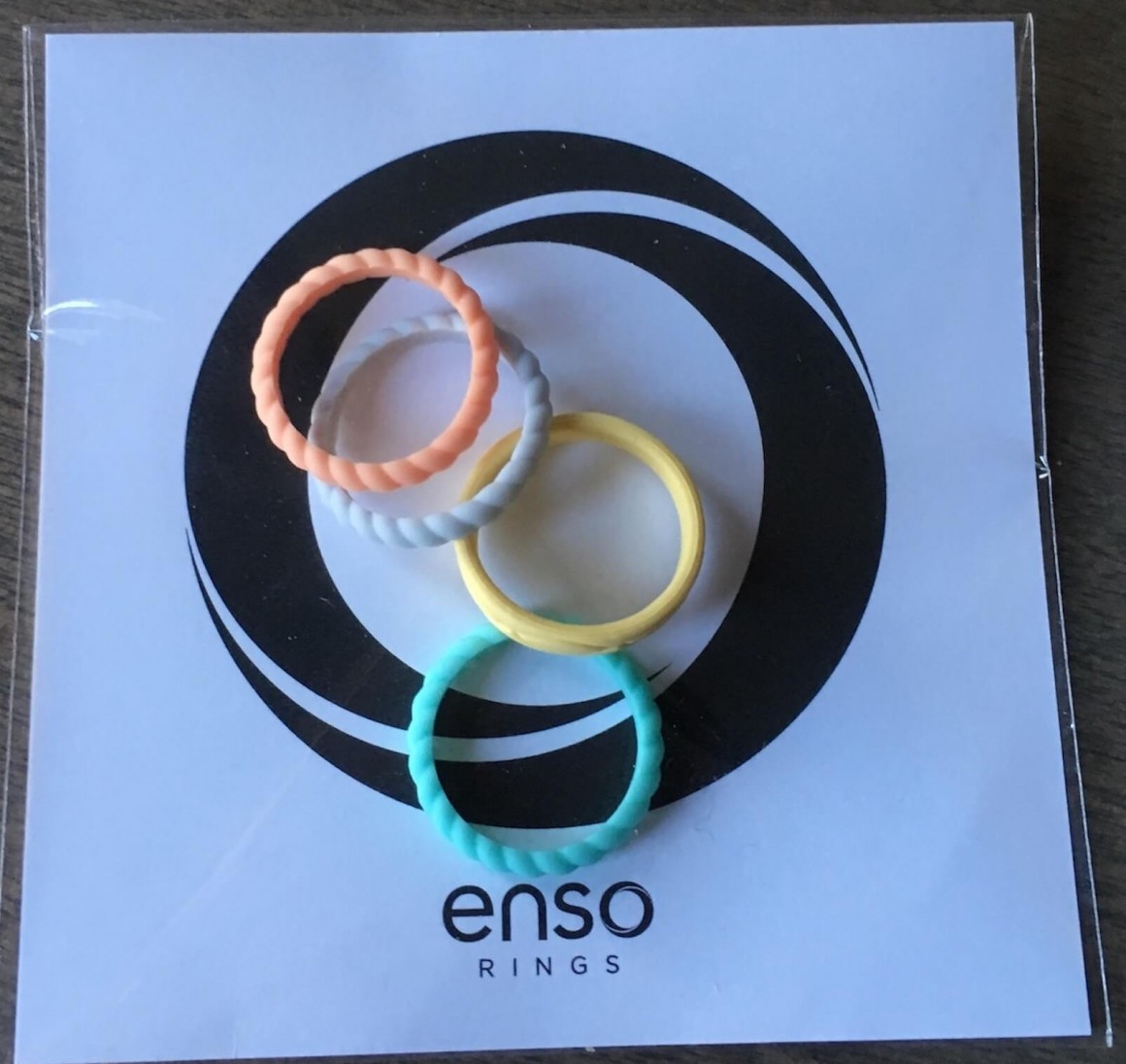 Enso Rings Packaging