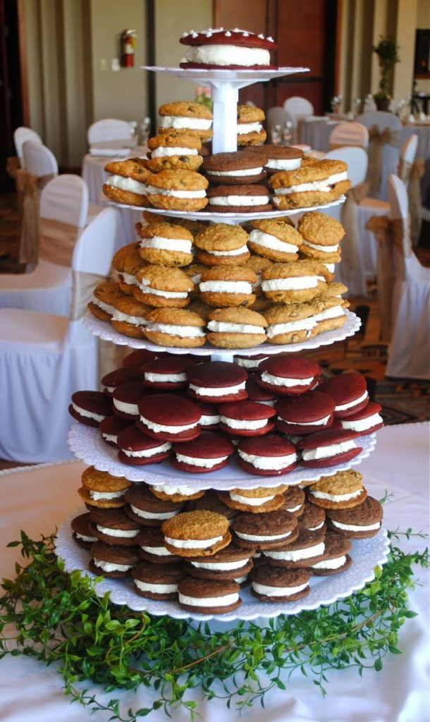 whoopsie pie wedding cake alternative