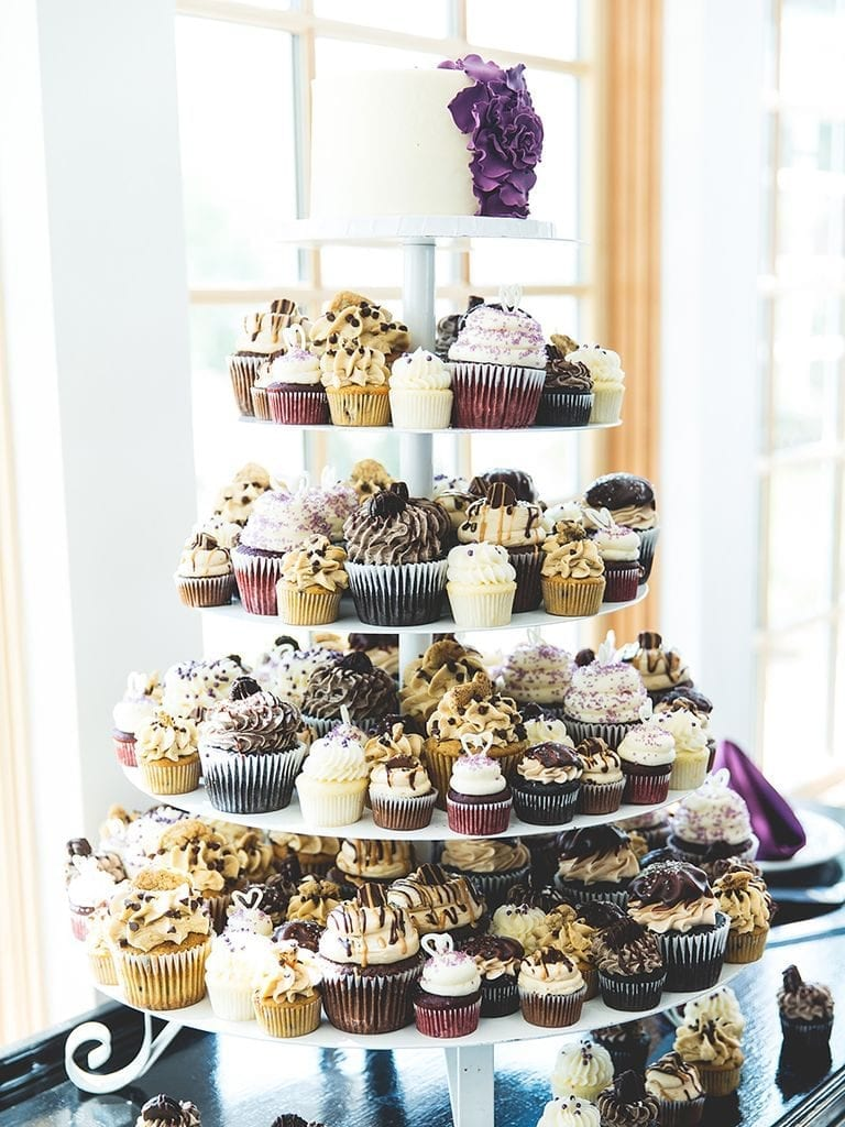 cupcake wedding cake alternative