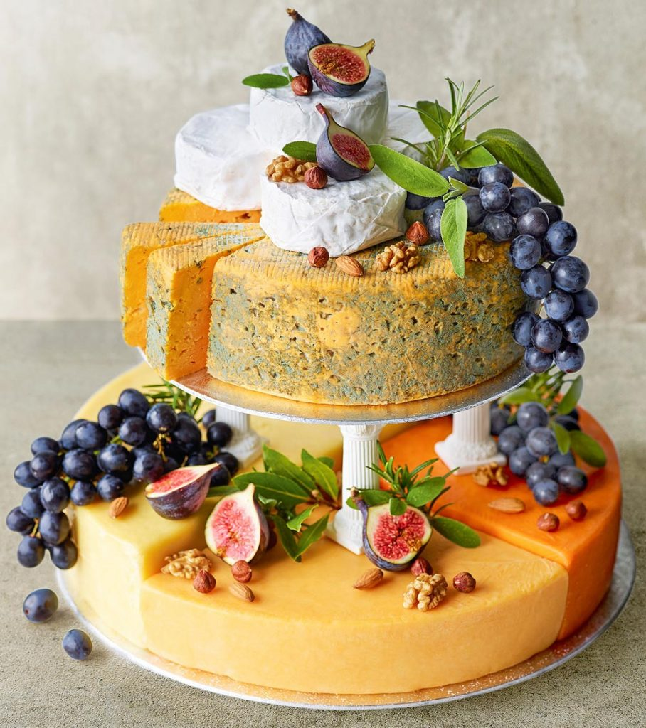 wedding cake alternative cheese cake