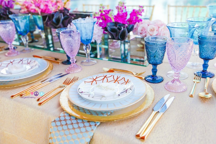 As You Wish Floral Design Early Spring Wedding At The Hy: How To Style Your Reception Tables