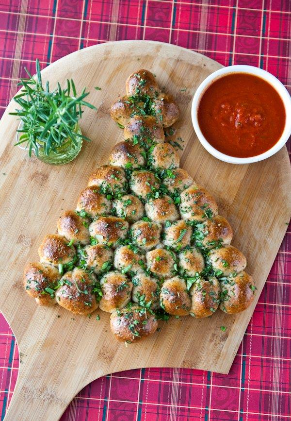 14 Christmas Themed Appetizers For Your Wedding Reception