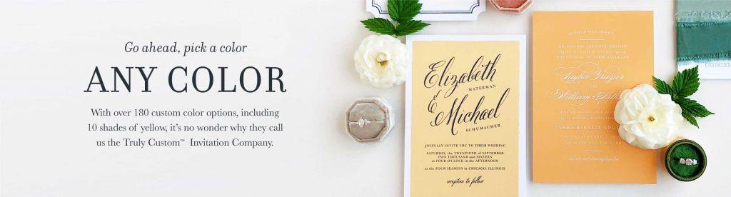 Basic Invite Online Invitation Vendor