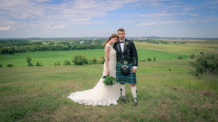 Traditional Celtic/Irish wedding toast origins