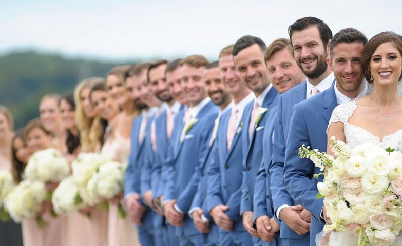 Bridal Party Wedding Photography Trends