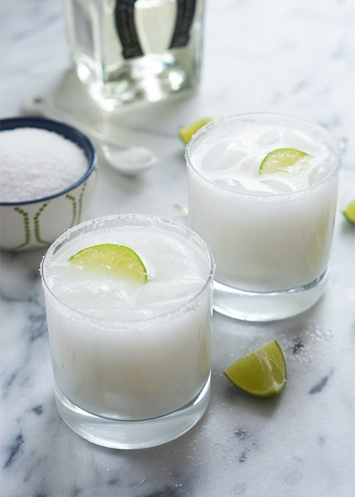coconut margarita wedding cocktail