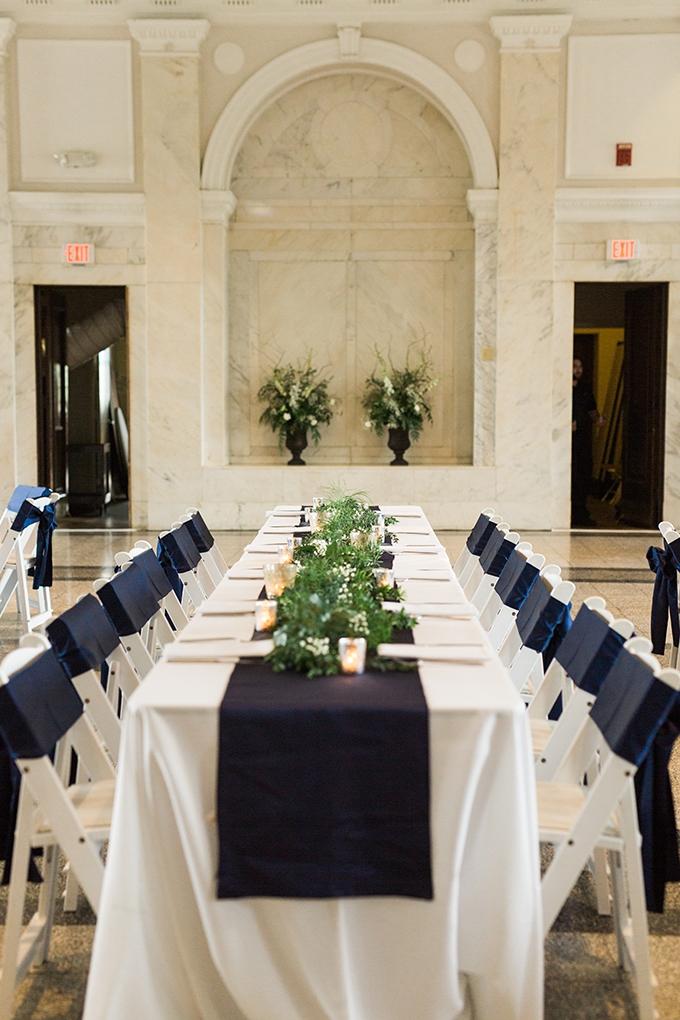 minimal wedding theme