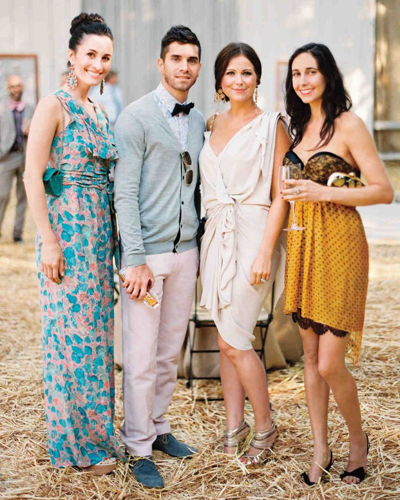 wedding guests attire choices