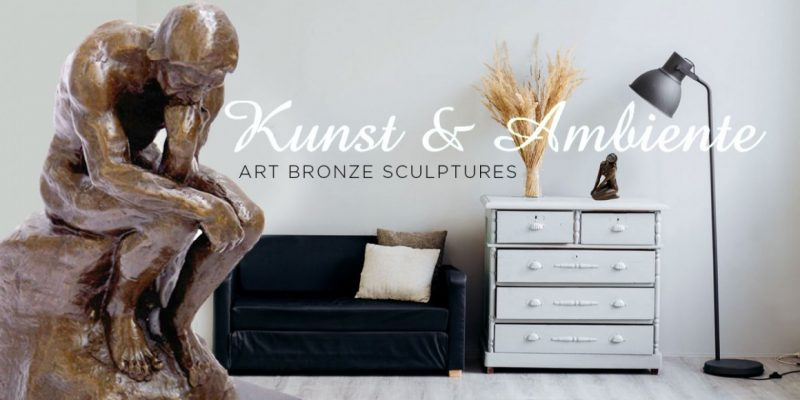 Kunst & Ambiente Art Bronze Sculptures: A Wedding Gift That Wows!