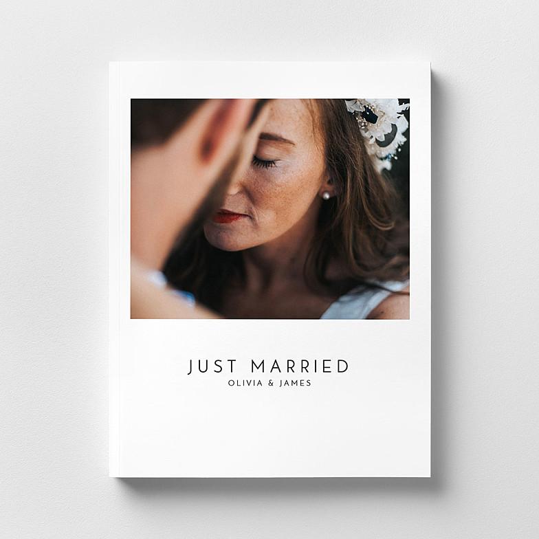 Rosemood Hardcover Photo Book