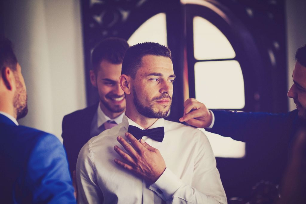 Why groom doesn't see the bride before wedding