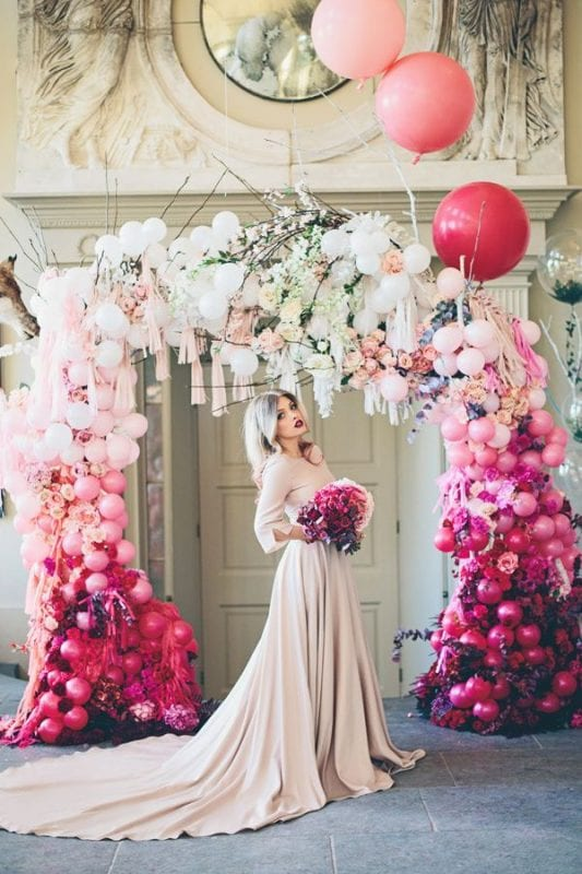 ombre wedding trends