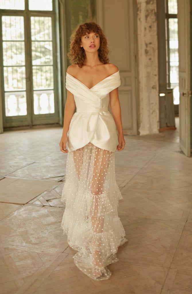 Denise Dana Harel Gown