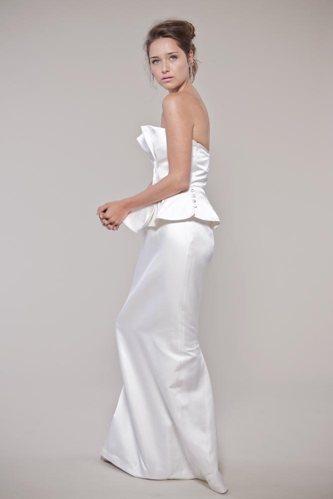 IRIS Winifred Bean Gown
