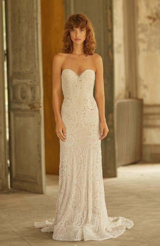 Nina Dana Harel Gown