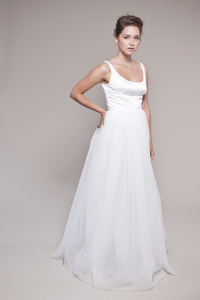 Petals Winifred Bean Gown