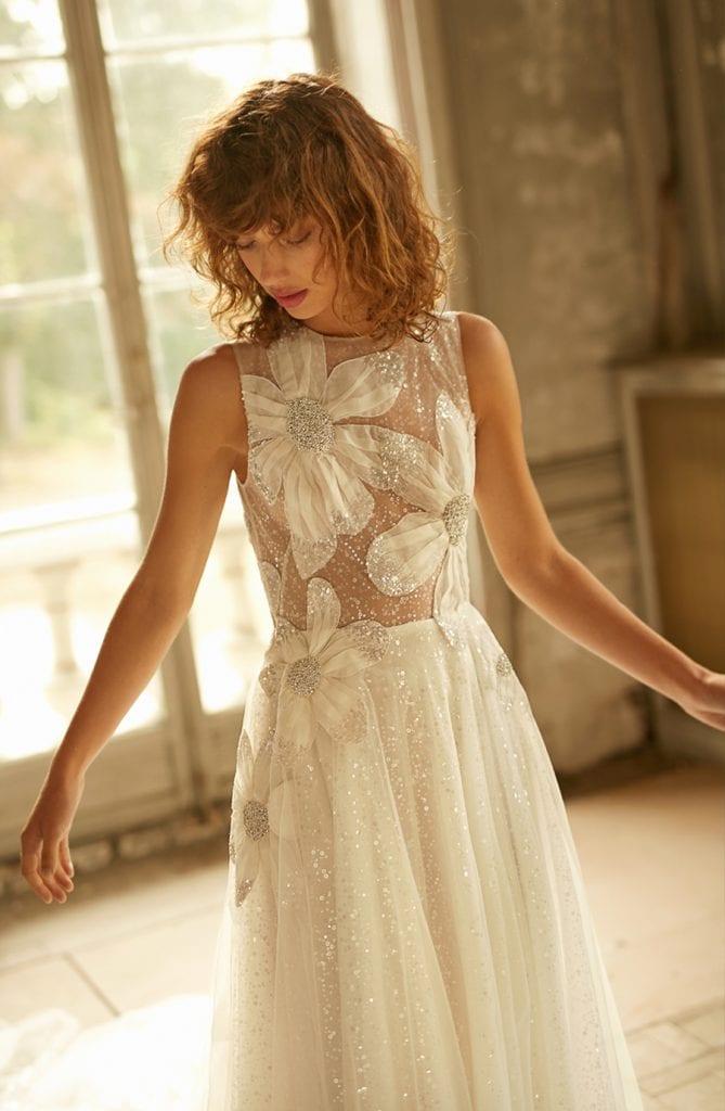 pixie Dana Harel gown
