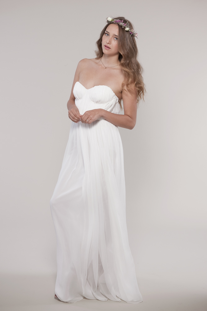 Sweetheart Winifred Bean Gown