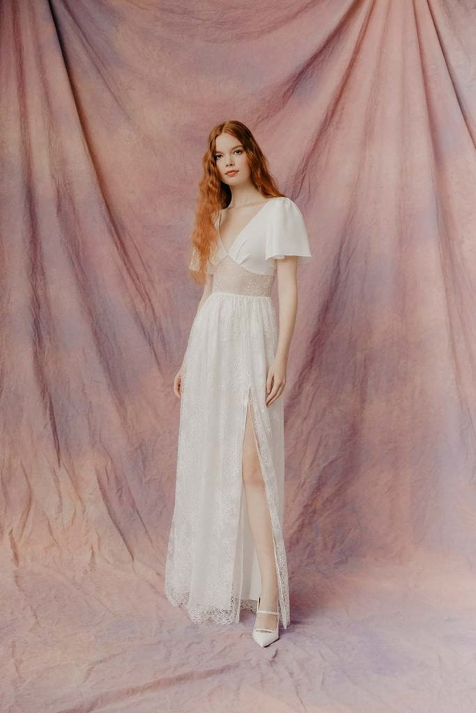 Sissy L WELLS gown