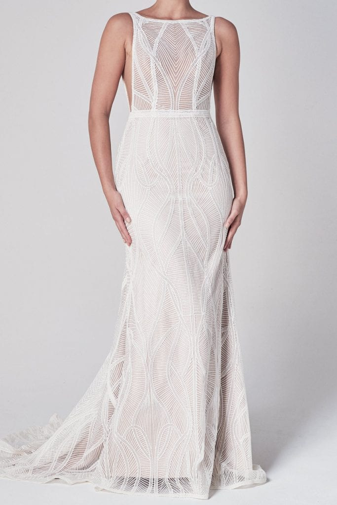 Lotte One Day Bridal gown