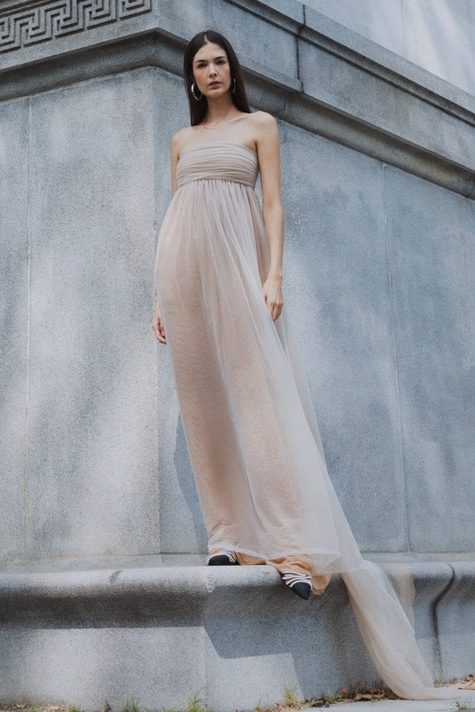 Malachy's Tulle Gown by LEIN