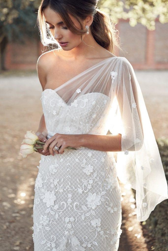 Moss Anna Campbell Gown