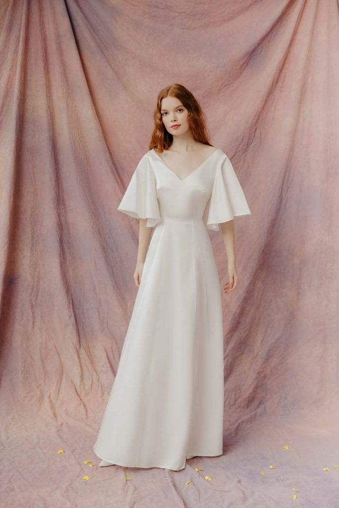 Polly L WELLS Gown