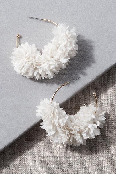 swan earrings BHLDN